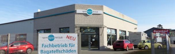 Service und Qualität – Spot Repair Berlin